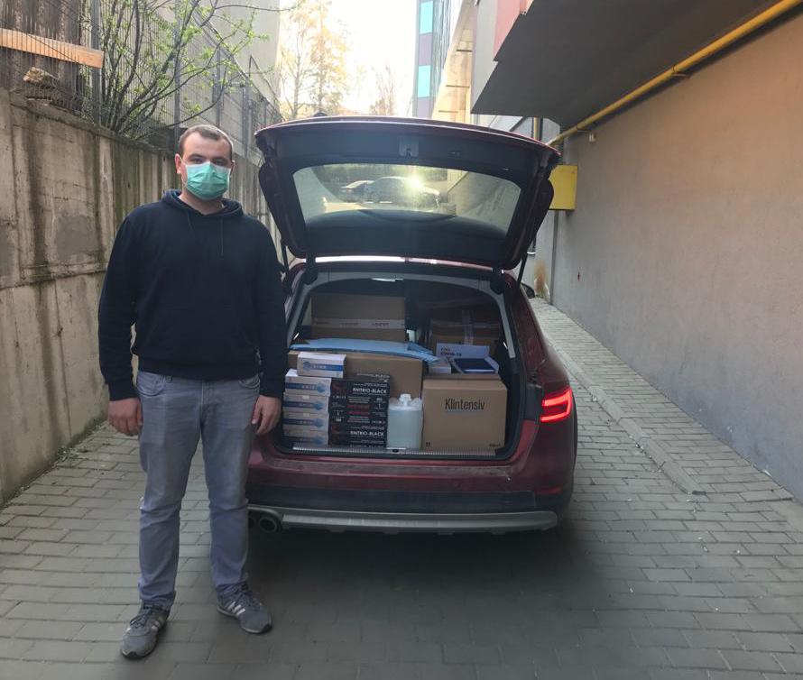 Două noi livrări în Suceava