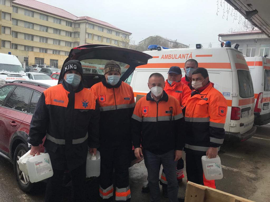 Patru noi livrări în Suceava, Fălticeni, Câmpulung Moldovenesc și Rădăuți