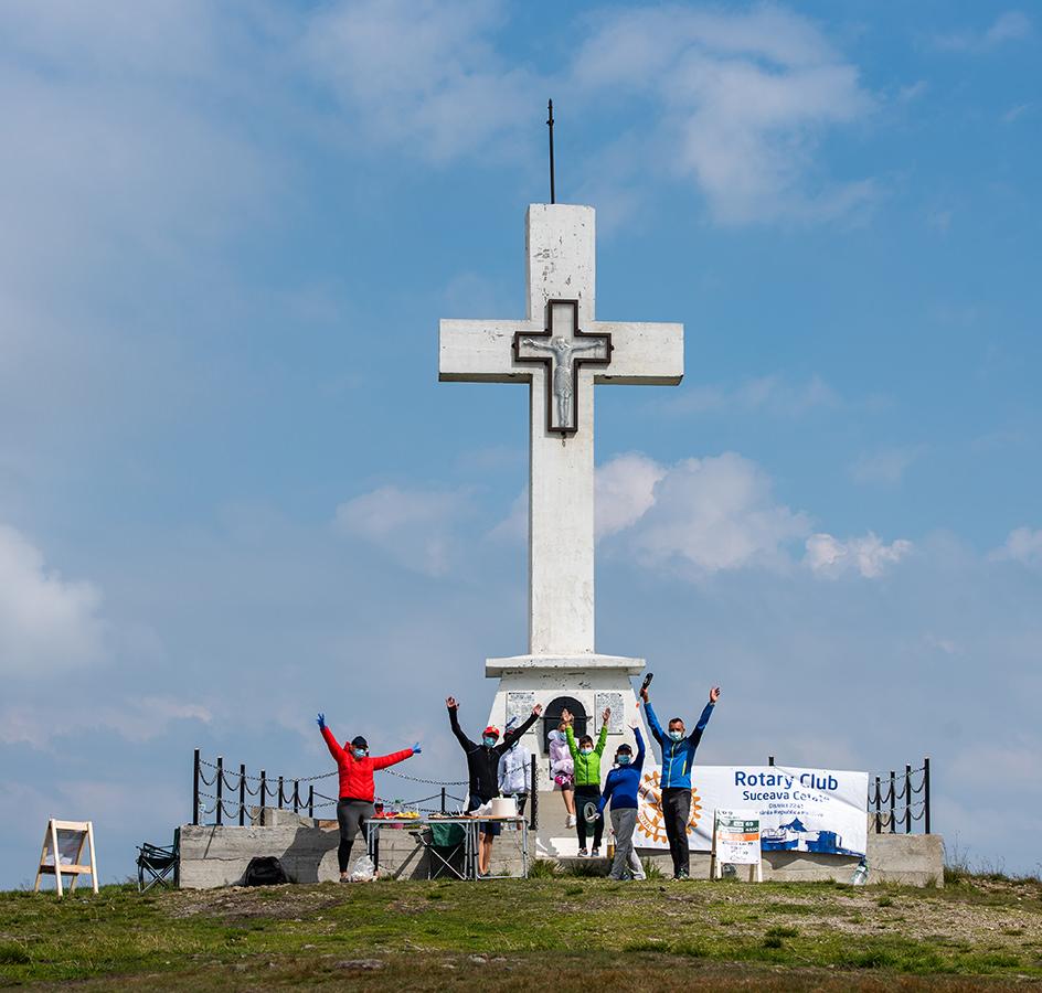 Am susținut Bucovina Ultra Rocks