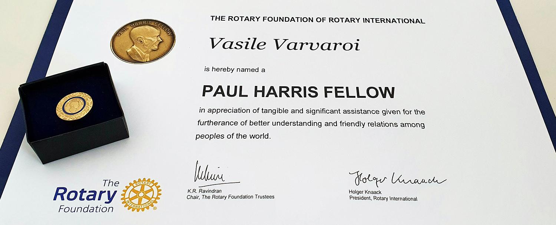 Activitatea clubului nostru a fost recunoscută la nivel internațional