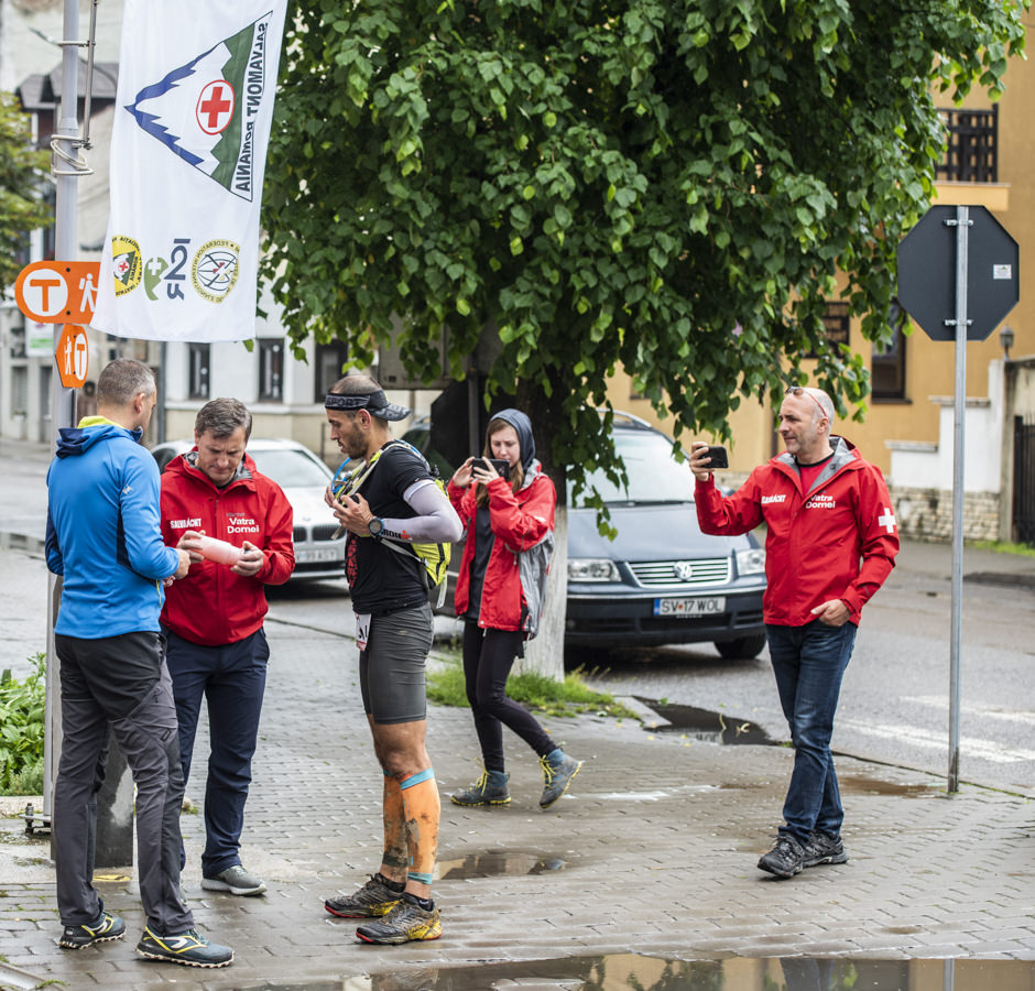 Am susținut Via Transilvanica Maraton